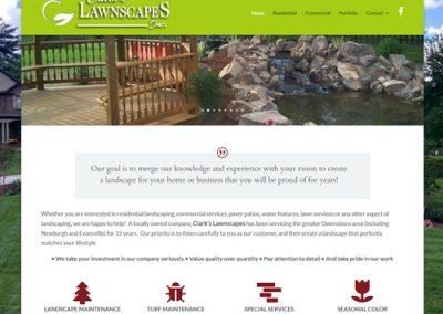 Clark's Lawnscapes, Inc.