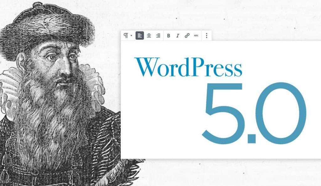 WordPress upgrade to blocks