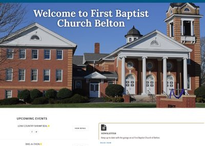 First Baptist Church of Belton, SC
