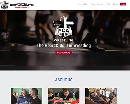 FCA Wrestling National